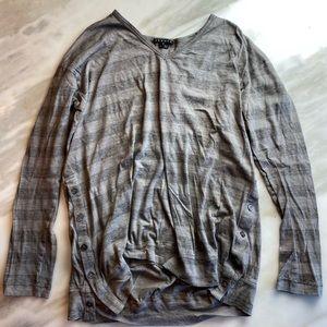 Theory long-sleeve shirt